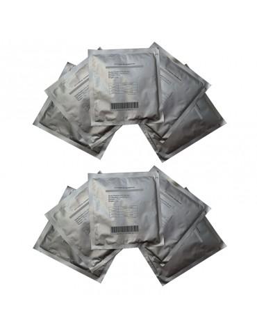 Set 10 bucăți membrane anti-îngheț pentru criolipoliză, mărimea L