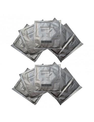 Set 10 bucăți membrane anti-îngheț pentru criolipoliză, mărimea M