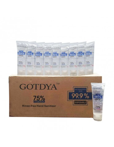 Pachet gel dezinfectant 50x80 ml