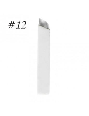 Ac pentru microblading - 12 PINI