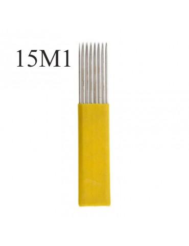 Ac pentru microblading - 15M1 - efect pudrat