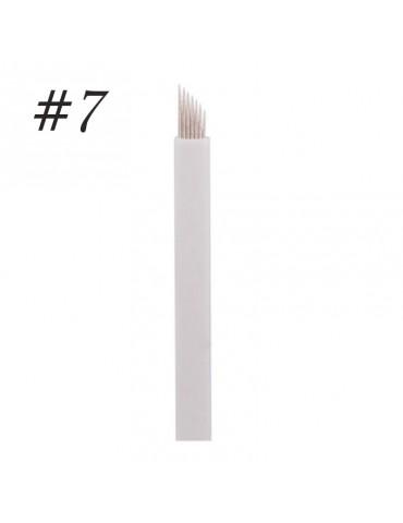 Ac pentru microblading - 7 PINI