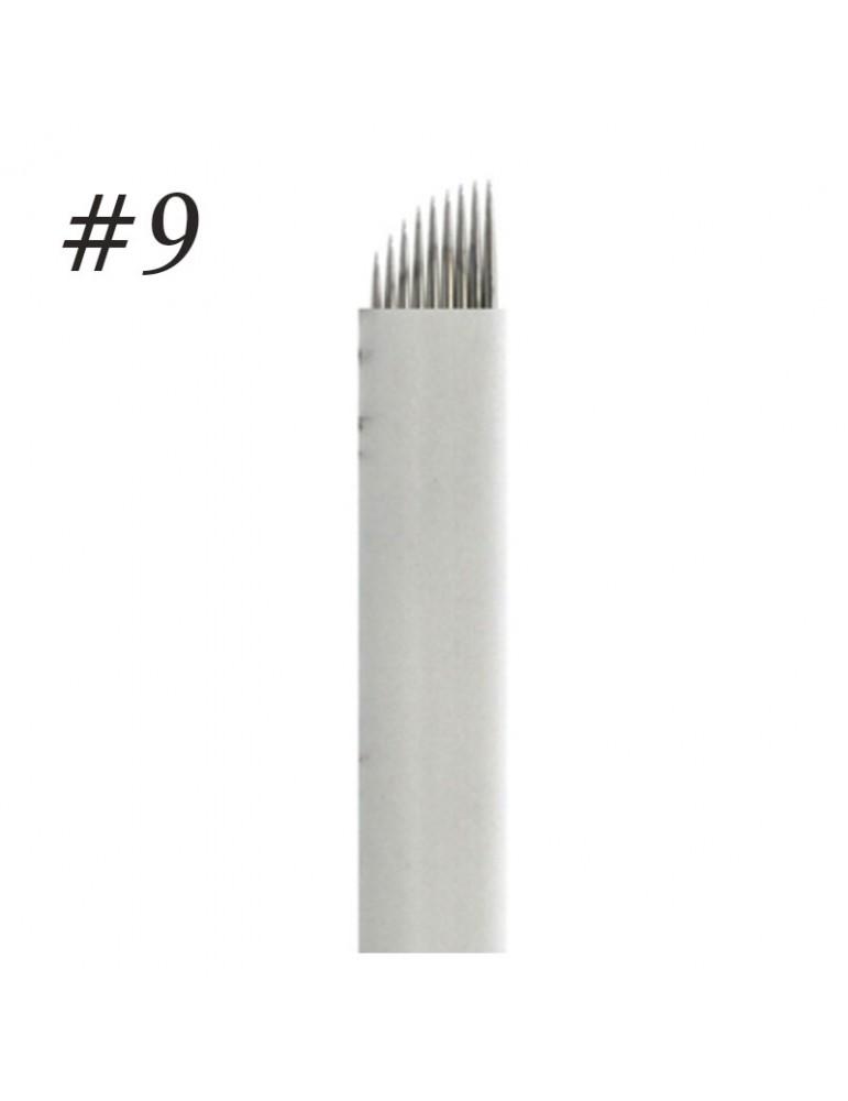 Ac pentru microblading - 9 PINI