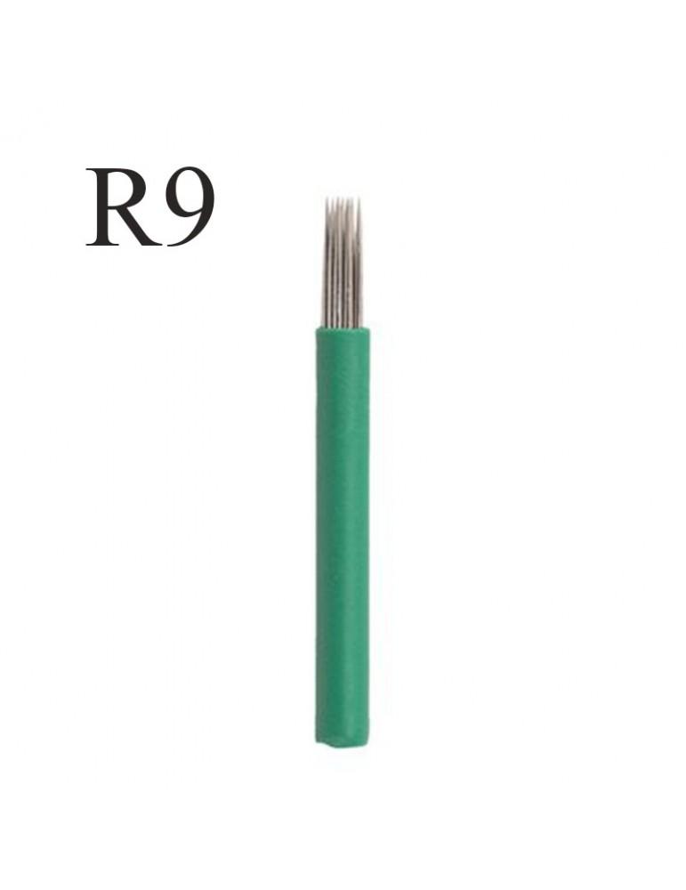 Ac pentru microblading - 9R - efect pudrat
