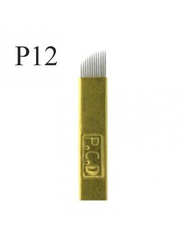 Ac pentru microblading - P12 PINI
