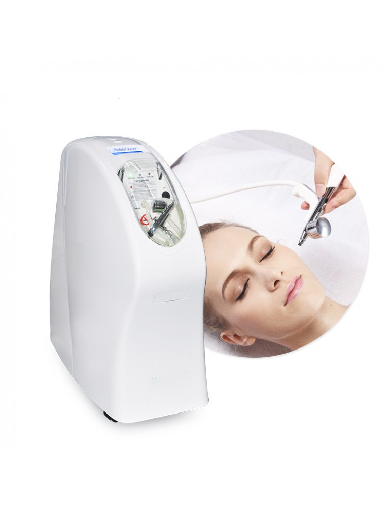 Aparat facial cu oxigen purificat