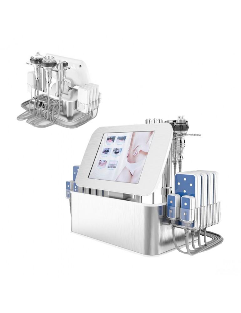 Combină cosmetică pentru slăbit cu lipolaser DLT 160mW