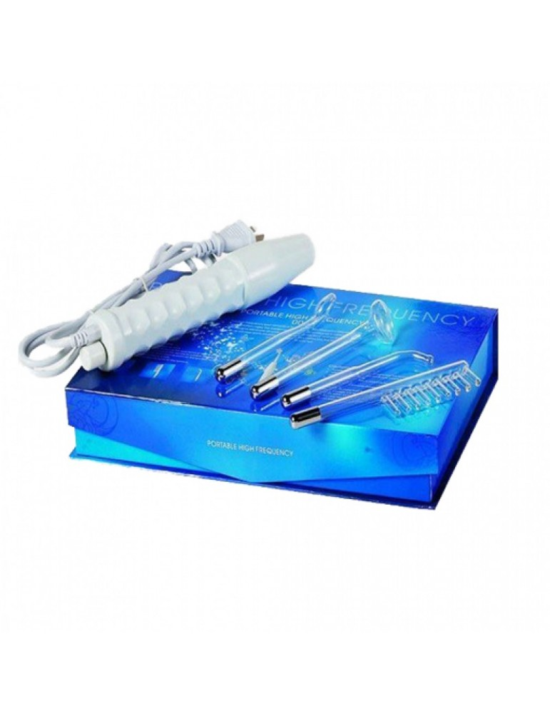 Electroderm cosmetic portabil cu 4 electrozi